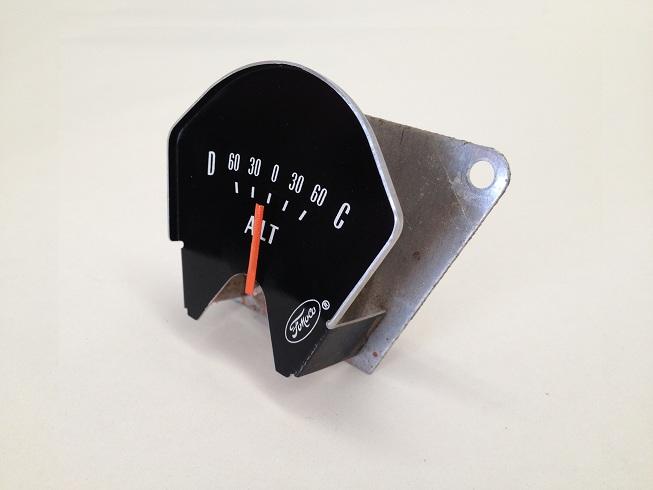 Early Bronco Restored Altmeter Image