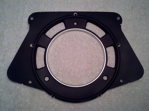 Early Bronco Black Inner Bezel Image
