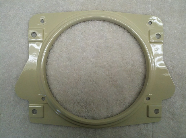 Early Bronco Custom Color Outer Bezel Image