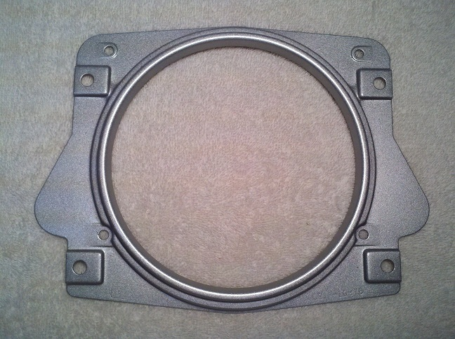 Early Bronco Restored Outer Bezel Image